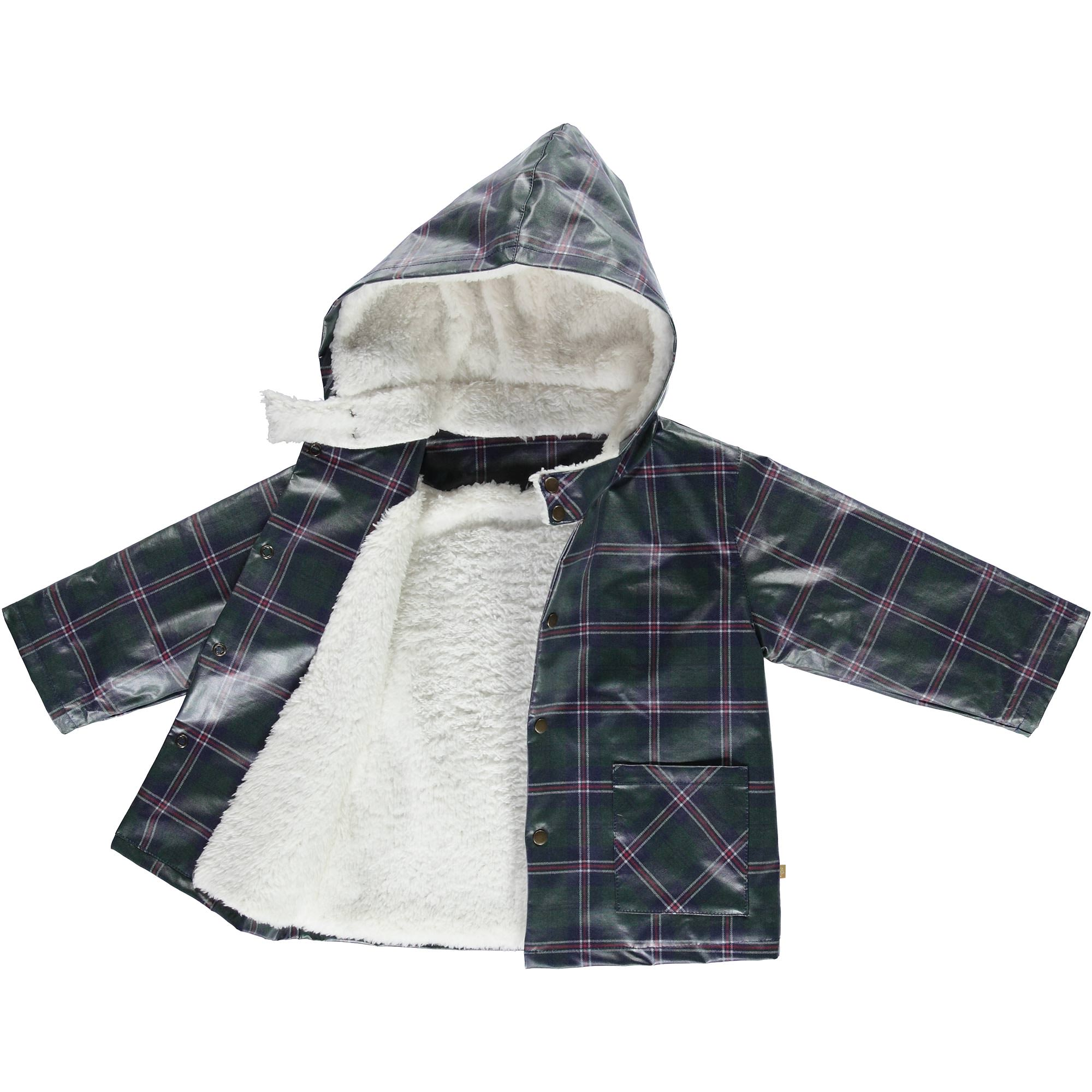 Kaleidoscope Montréal Coat Kids Wear
